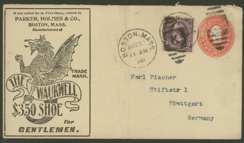 USA - Ganzsachen - Seite 2 U_34310