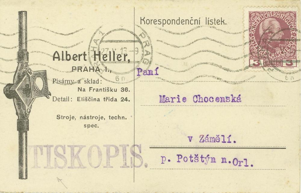 Werbeumschläge und -karten aus Österreich - Seite 7 Werkze10