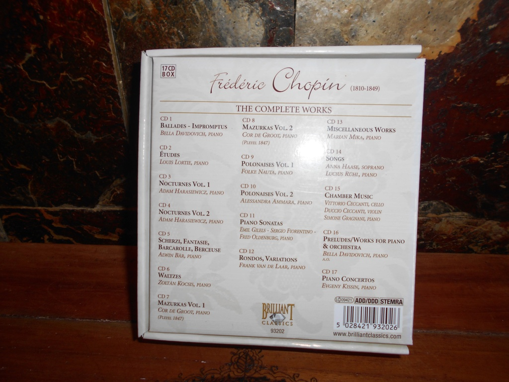 Chopin Complete Works 02139
