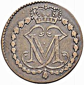 3 stuber. Ducado de Berg (Estados Alemanes) Maximilian IV Joseph 1806                        Estados G3110