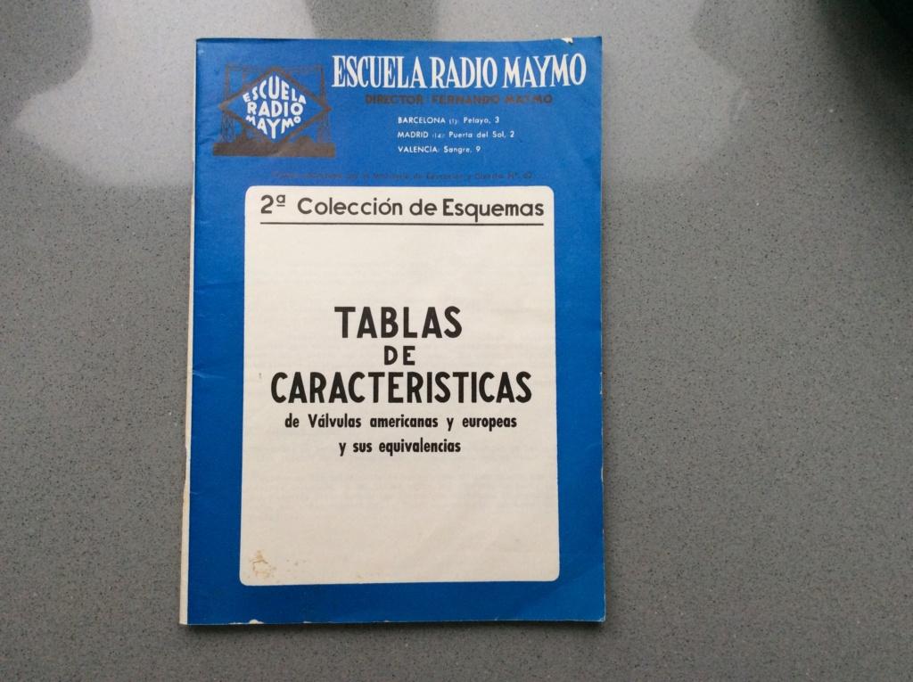 Libro de características de válvulas europeas y americanas y sus equivalencias Image110