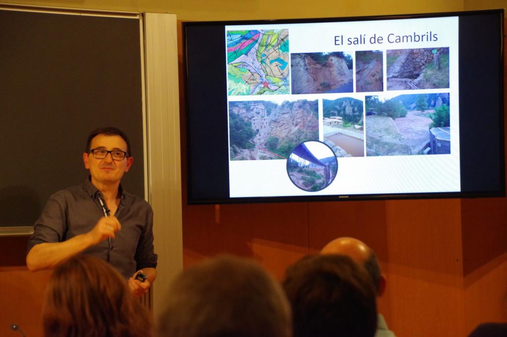 Conferència Inaugural Cicle Conferències Mineralògiques de Tardor 2018 1210