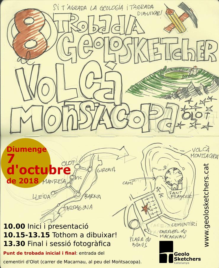 Vuitena trobada Geolosketcher Cartel11