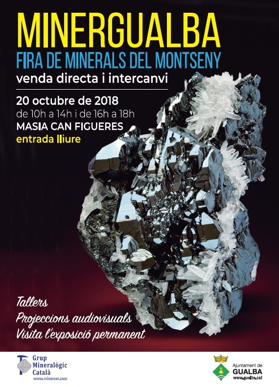 fira - MINERGUALBA 2018  Poster10