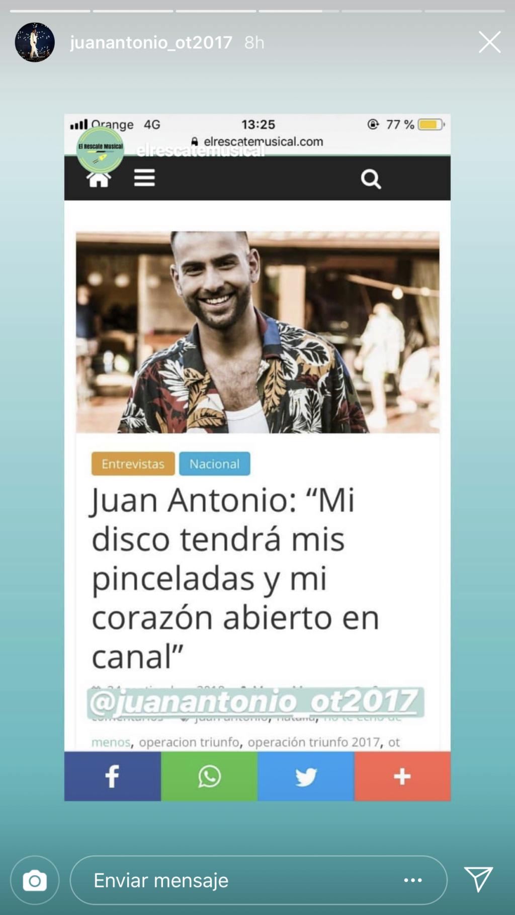 "Juan Antonio (OT 2017)>> single ""El Ángel que me Quema"" - Página 2 041e7d10"