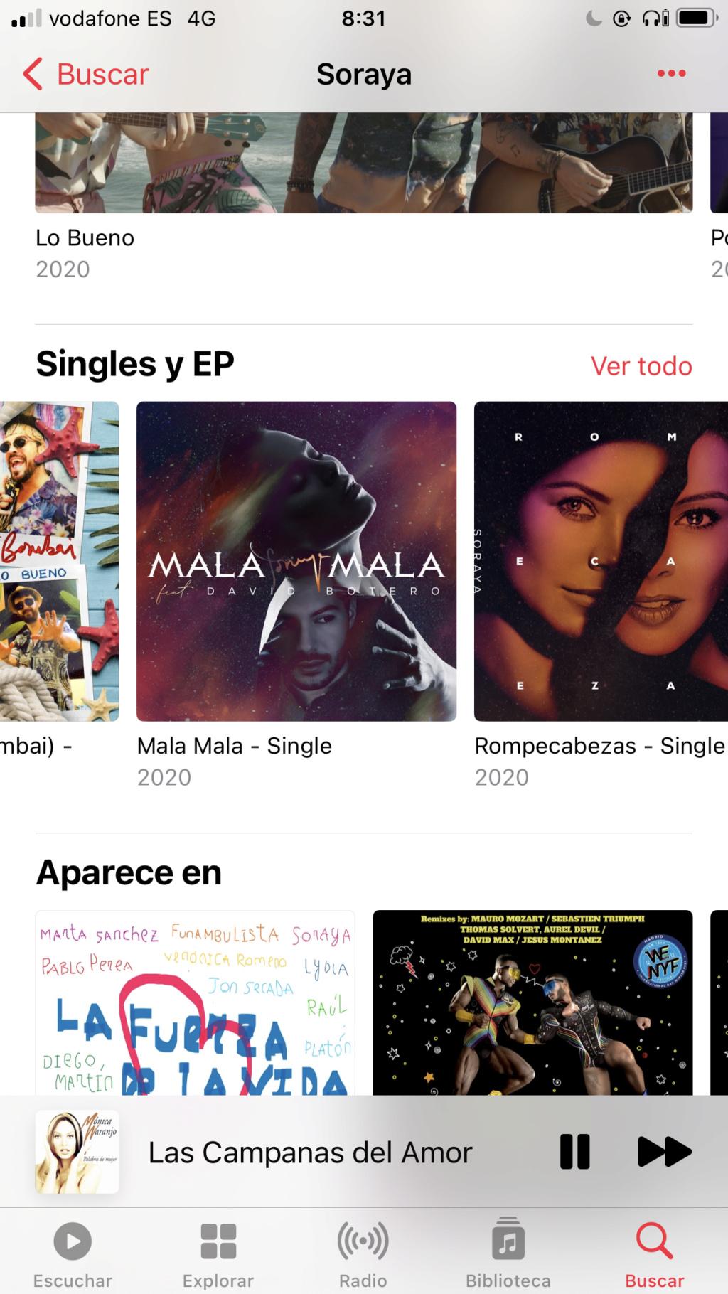 """Soraya >> Nuevo proyecto Retro hits 90's"""" [II] - Página 14 35a57910"""