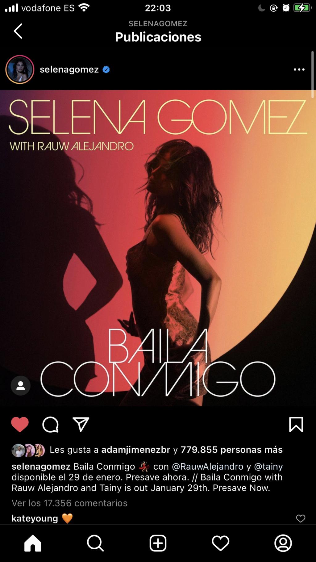 """Selena Gomez >> EP """"Revelación"""" 366f0610"""