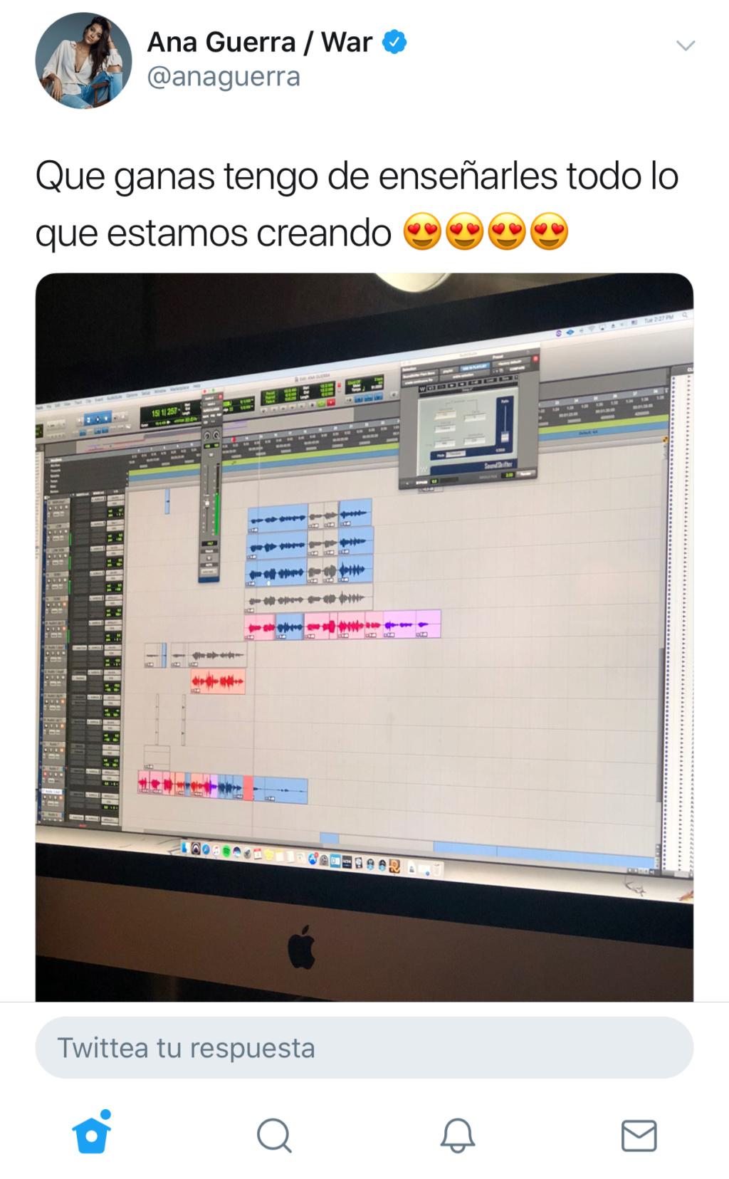 """Ana Guerra >> """"Acepto Milagros""""  feat Tiziano Ferro  - Página 19 42f9a010"""