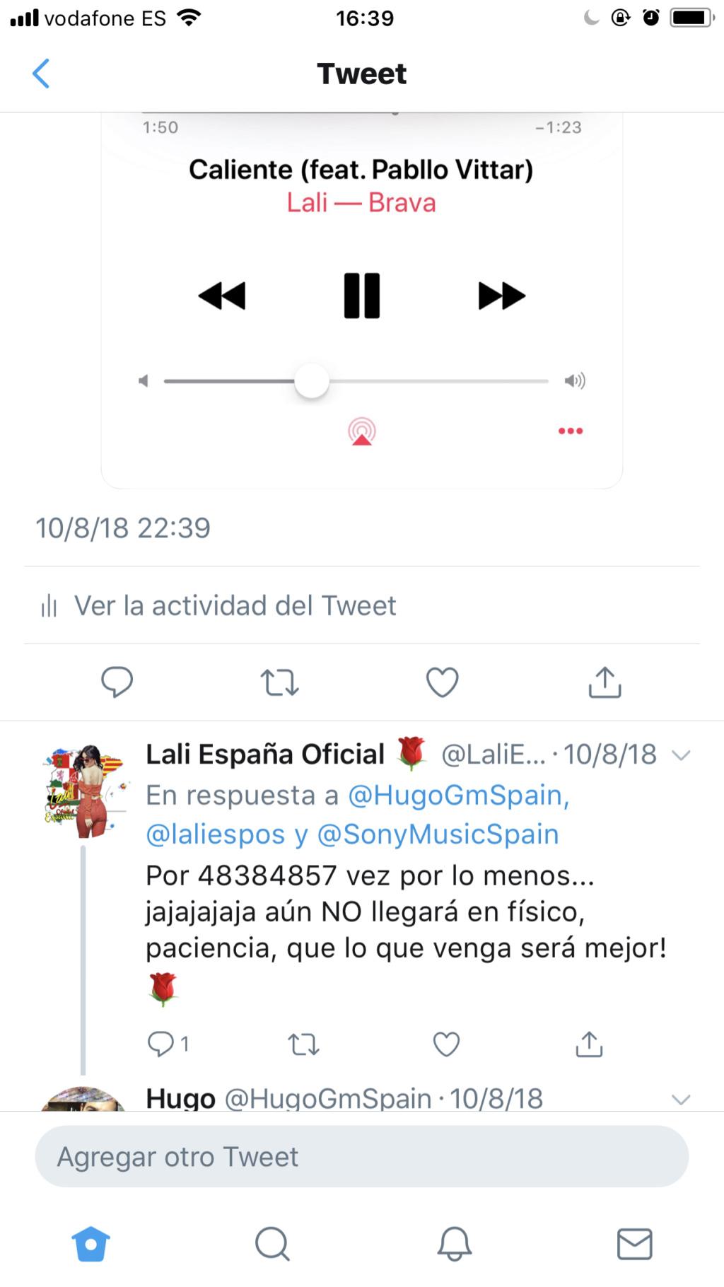 "Lali >> álbum ""Brava"" - Página 7 4c269910"