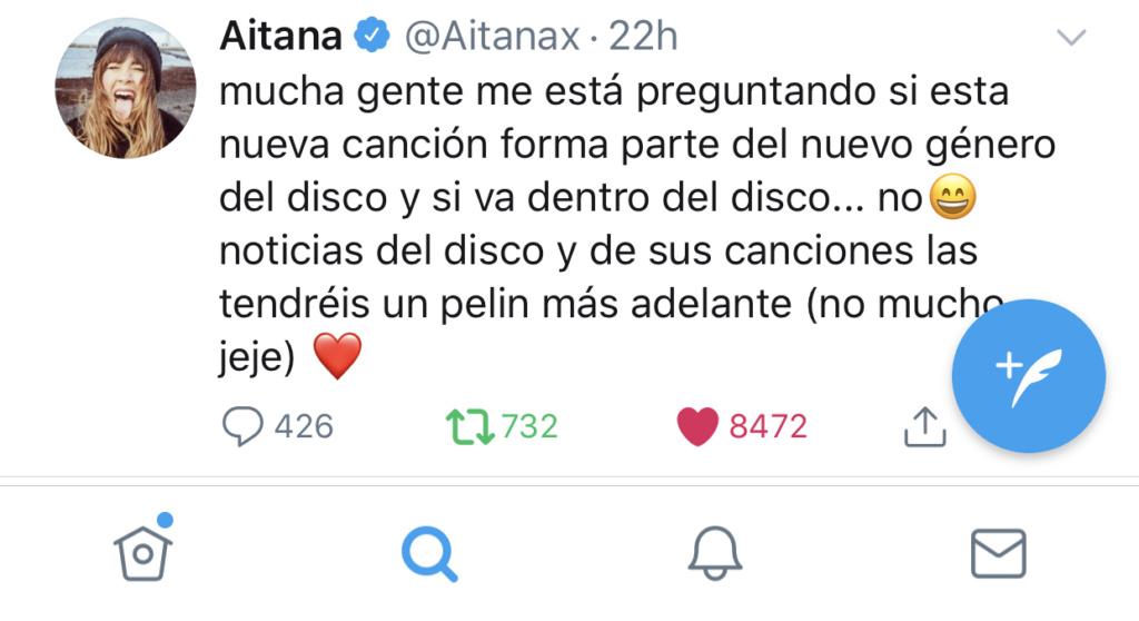 "Aitana >> Single ""Corazón Sin Vida (Feat. Sebastián Yatra)"" - Página 13 5caf5a10"