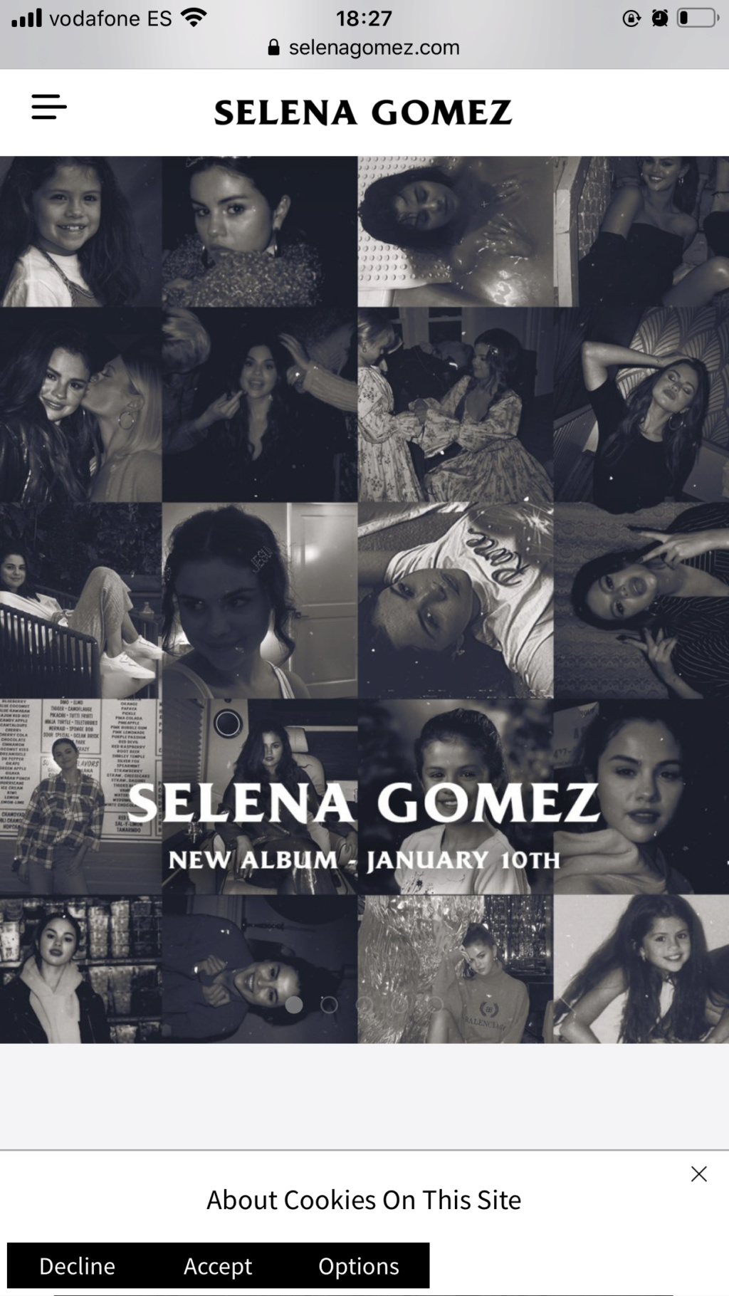 "Selena Gomez >> single ""Lose You To Love Me""  - Página 4 5d12ab10"