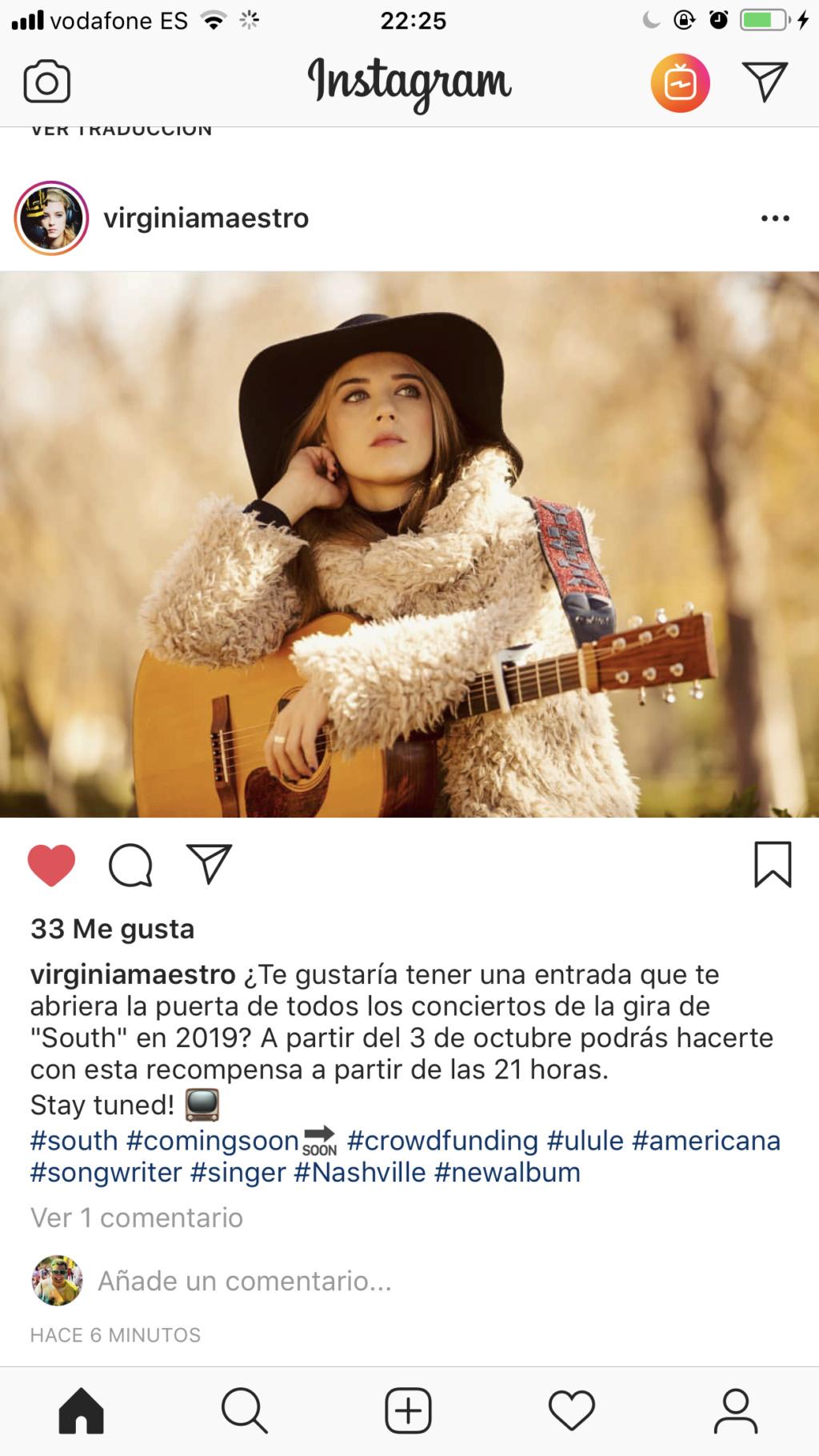 """Virginia Maestro >> álbum """"Del Sur"""" (Crowdfunding) - Página 2 7d546210"""