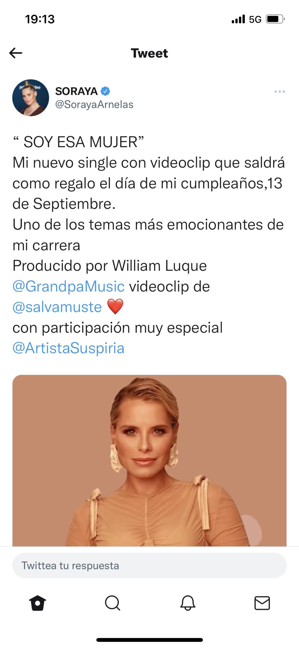 "Soraya >> single ""Soy Esa Mujer"" - Página 30 C2187310"