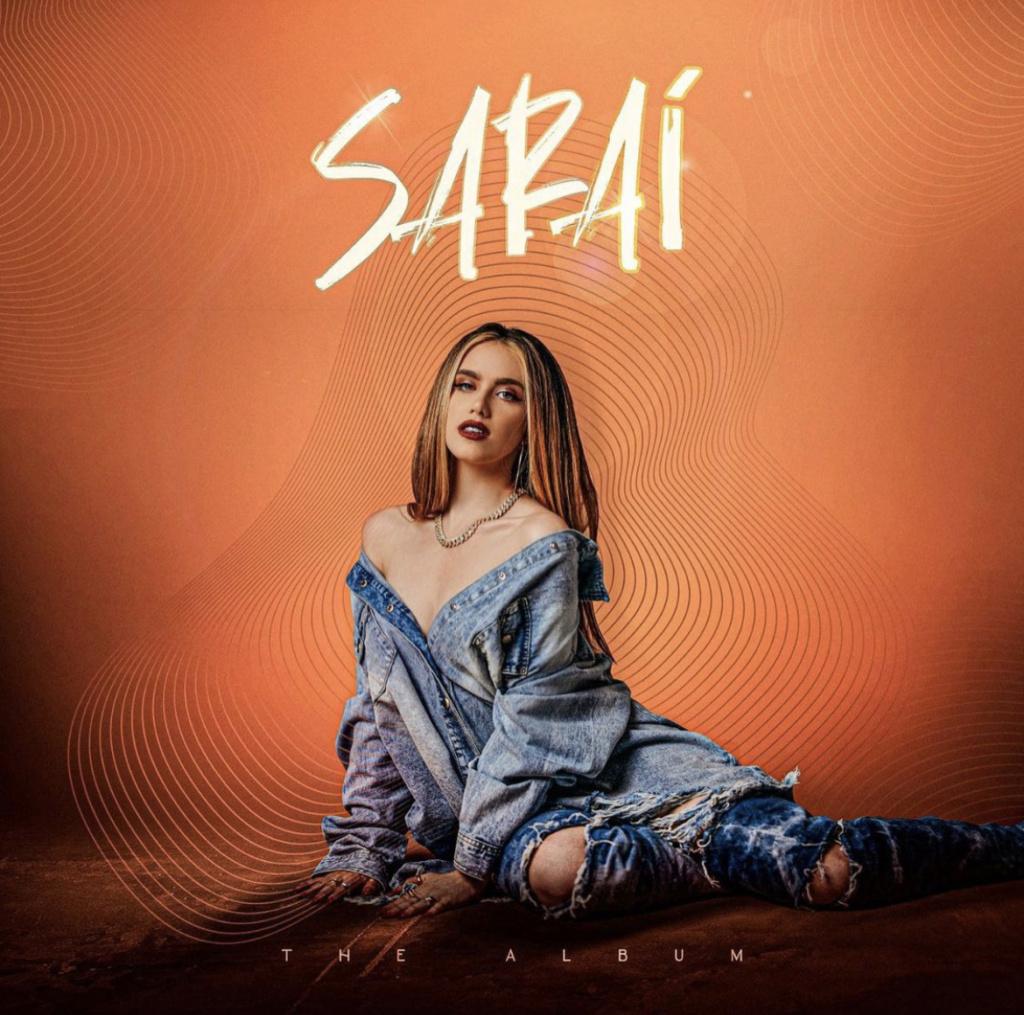 """Saraí >> Álbum """"Saraí The Album"""" C6356b10"""