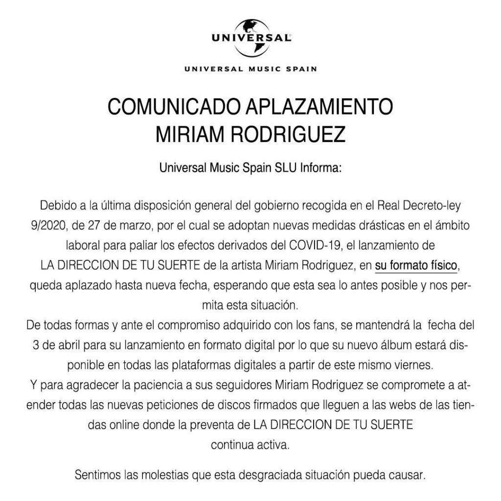"""Miriam Rodríguez >> álbum """"La dirección de tu suerte"""" - Página 3 C79ce410"""