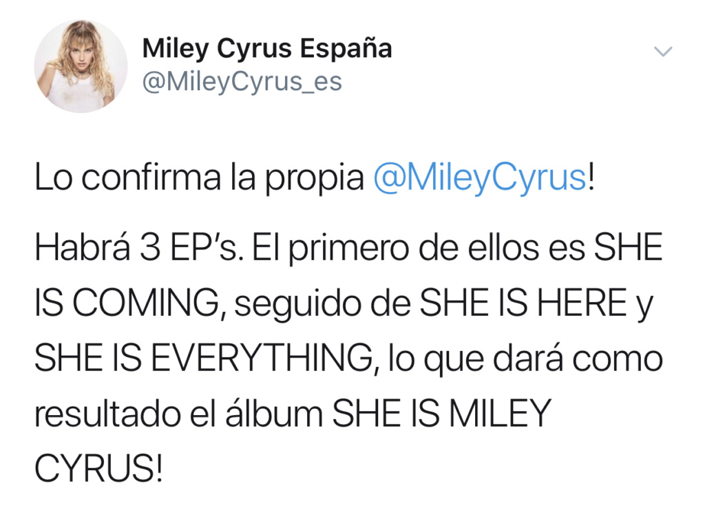 "Miley Cyrus >> EP ""She Is Coming""  - Página 7 C803de10"