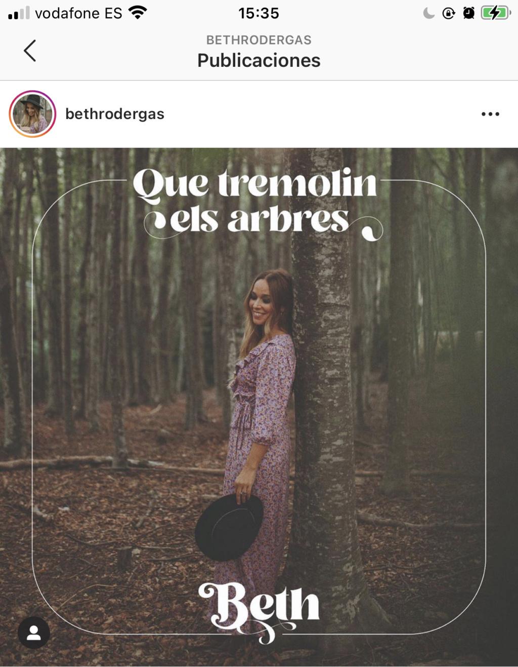 """Beth >> Nuevo Álbum """"Origen"""" Da76f010"""