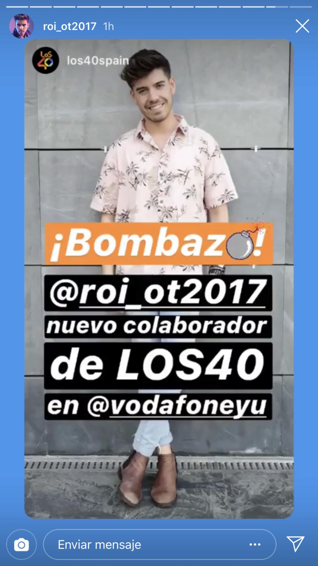Roi Méndez (OT 2017) >> Preparando álbum debut  - Página 4 E1d5c910
