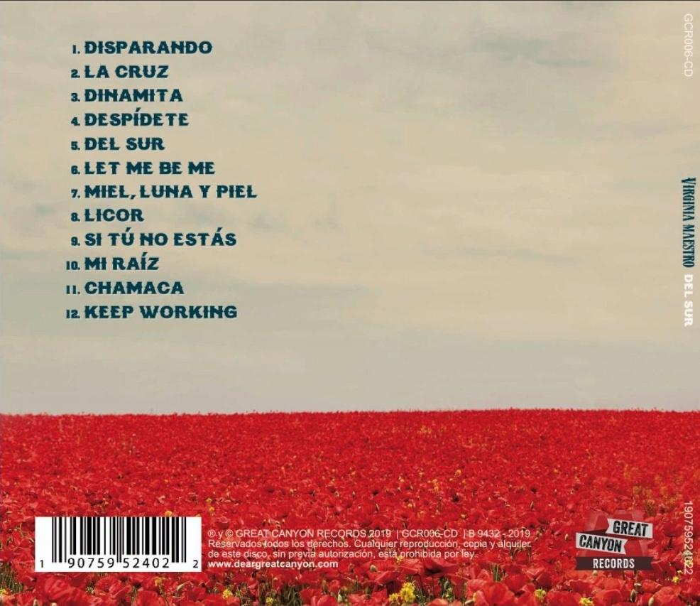 """Virginia Maestro >> álbum """"Del Sur"""" (Crowdfunding) - Página 4 Screen11"""
