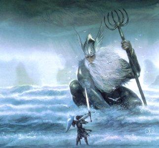 Ulmo; Señor de las Aguas 23931210