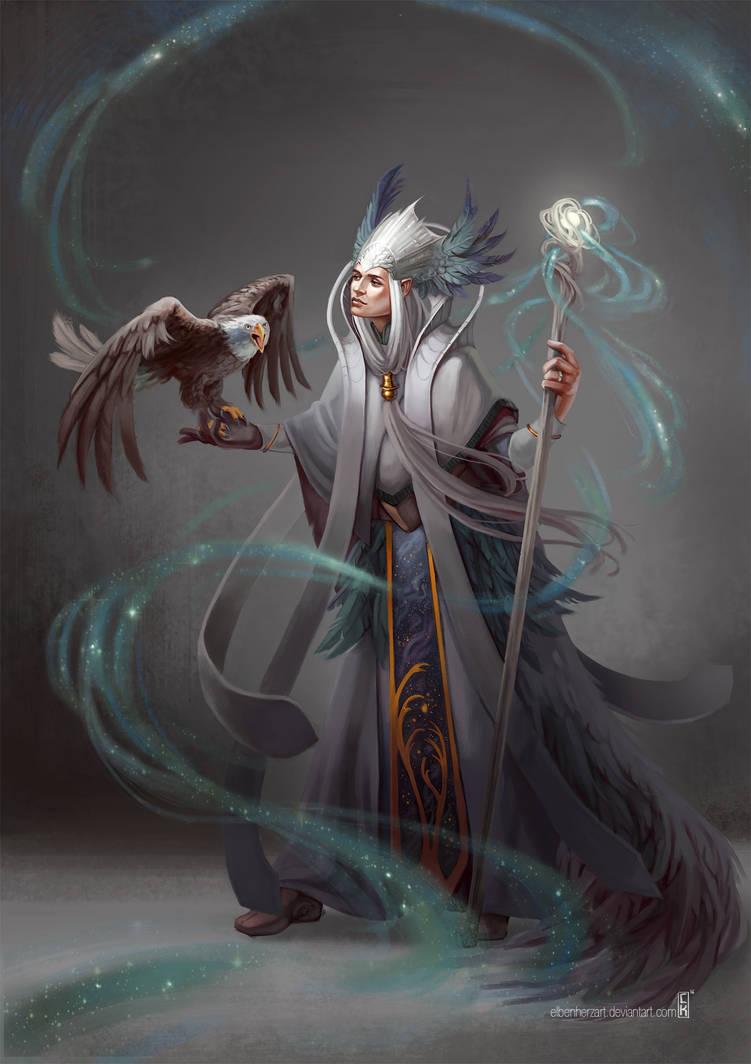 Manwe; Señor del Aliento de Arda Manwe_10