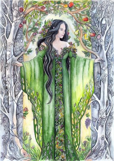 Yavanna; Reina de la Tierra Yavann10