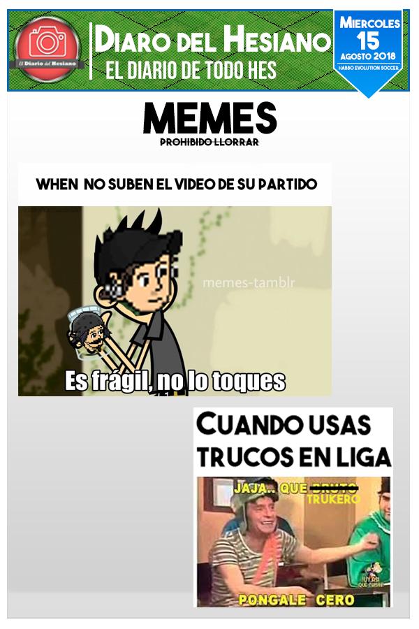 |-| Diario del Hesiano - Leelo hasta el final |-| Memes_10