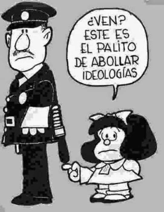 Muere Quino, el padre de Mafalda, a los 88 años Quino10