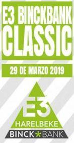 Polla E3 BinckBank Classic - válida 14/42 - Polla anual LRDE 2019 Logoe311