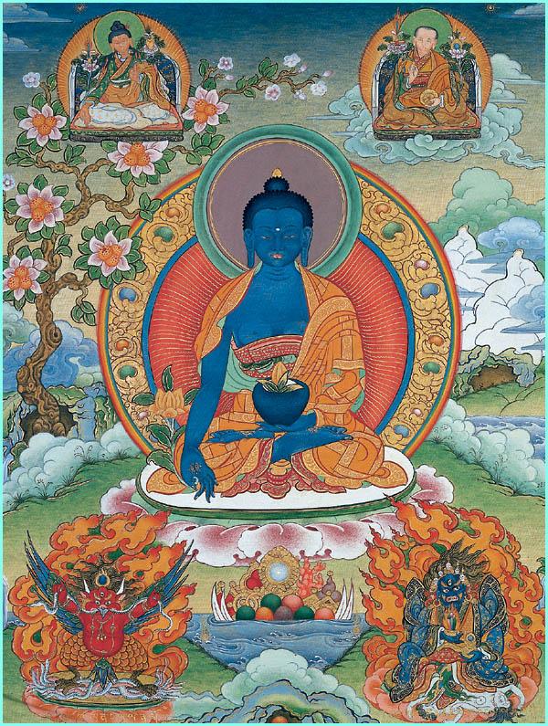 Манла — Будда Медицины   0c3dd610