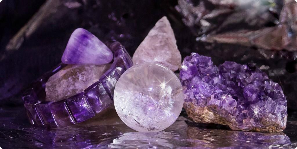Дистанционная энергетическая зарядка кристаллов Ametis10