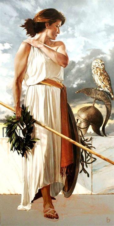 Луч богини Афины C0f23b10