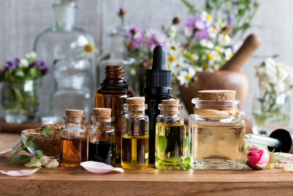 Как использовать эфирные масла Efirny10