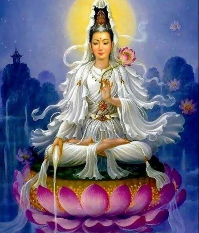 Алмазный Луч Гуань Инь Quan-y10