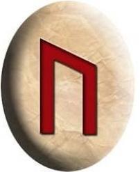 """Рунический круг """"Руна Уруз Старшего Футарка"""" Signif10"""