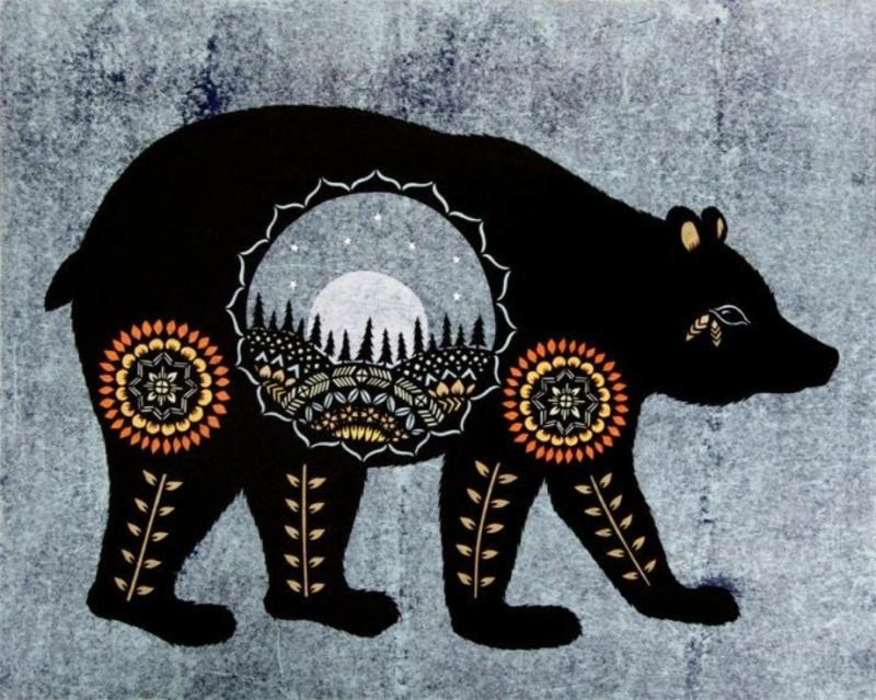 Подбор тотемного животного Totemn10