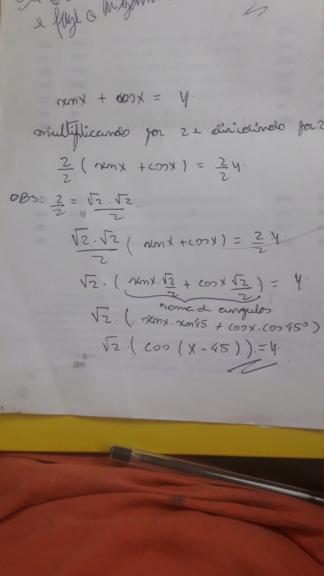 Transformações trigonométricas 16067610