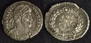 silique de julien II pour Arles 3470710