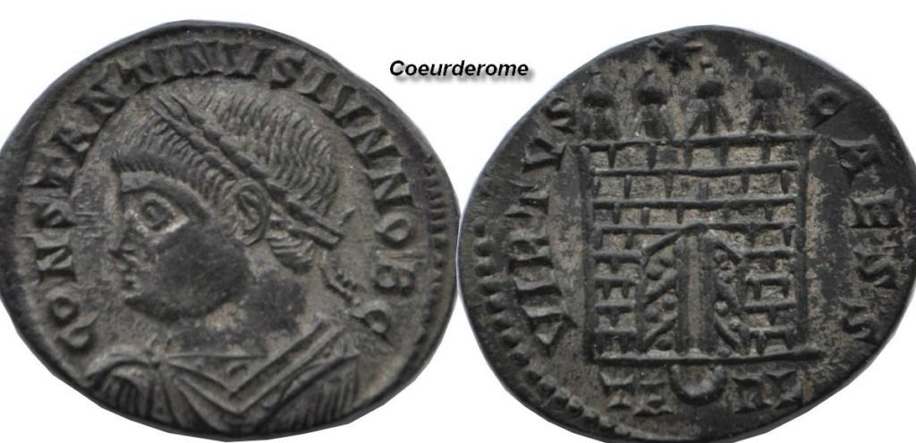 2 ptites Arlesienne pour Constantin II Arlt10