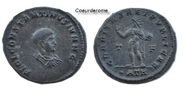 Constantinus II Trèves Consta57