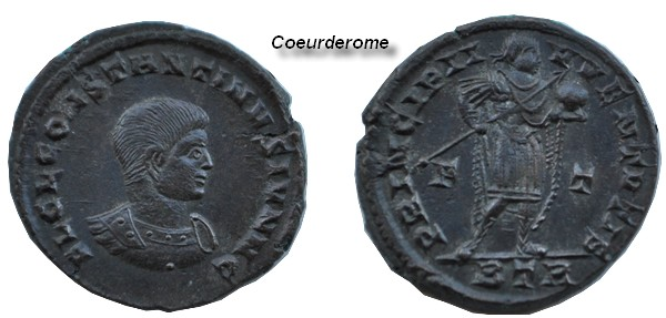 Constantinus II Trèves Consta58