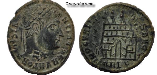 Une autre monnaie bizarroïde pour constantin Surfra10