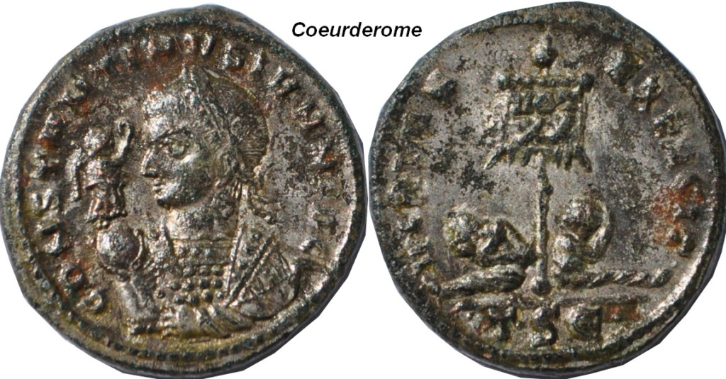 Constantin II thessalonique Virtvs10