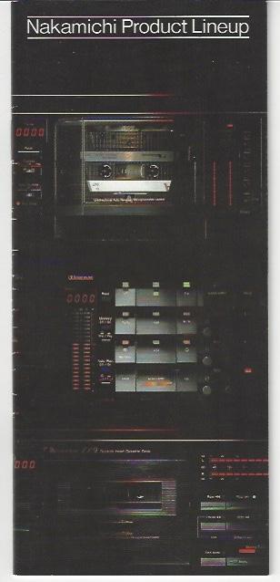 Nakamichi cassette 1aa24310