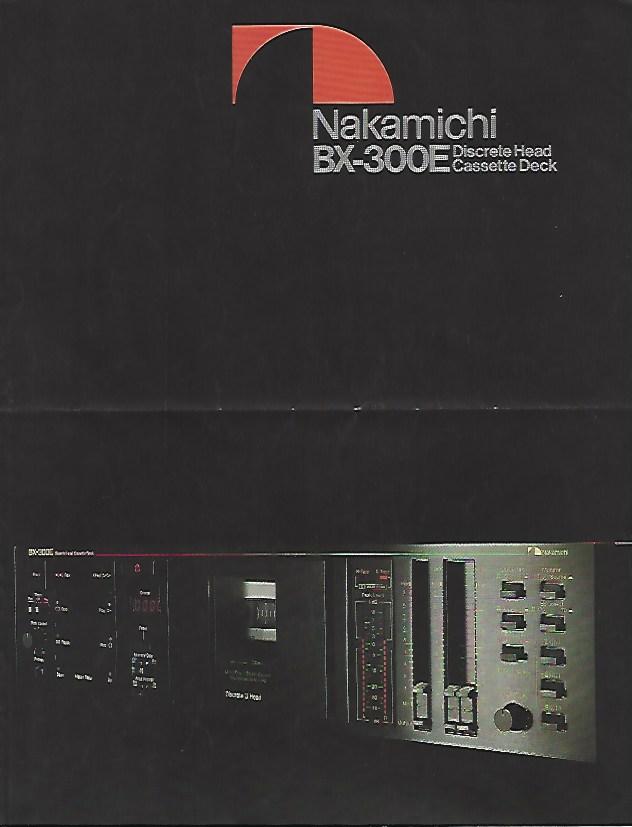 NAKAMICHI DECK 1 F7b30a11