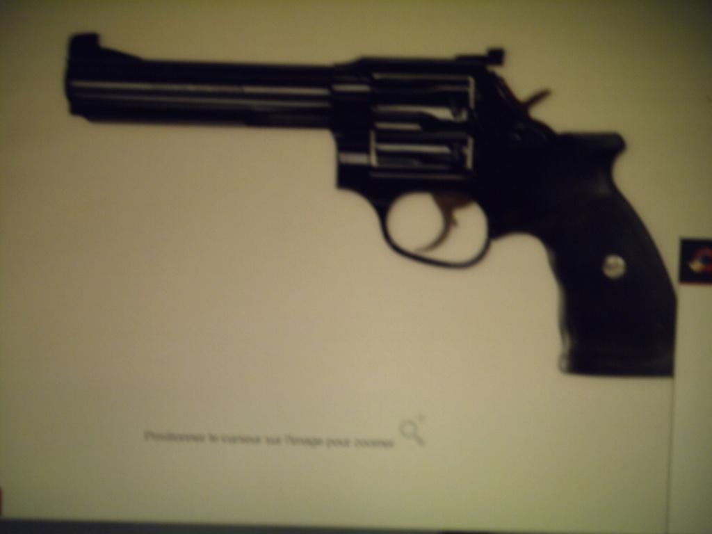 renseignemt sur un modéle de revolver manurhin modele 88 sx sport Images10