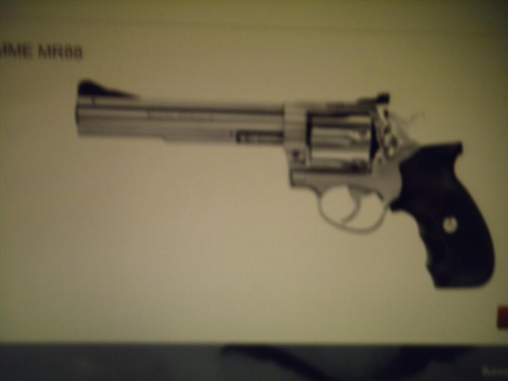 renseignemt sur un modéle de revolver manurhin modele 88 sx sport Images12