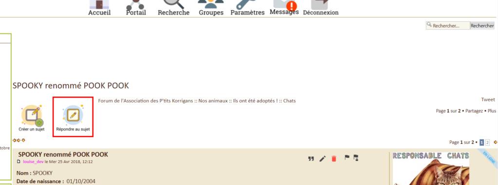TUTO : Comment poster un message avec des photos sur le forum ? Captur16
