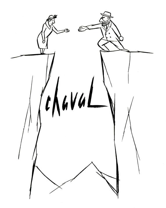 Dessinateurs humoristiques Chaval14