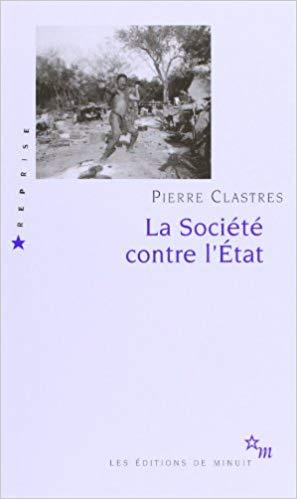 Sociétés dites primitives Clastr10